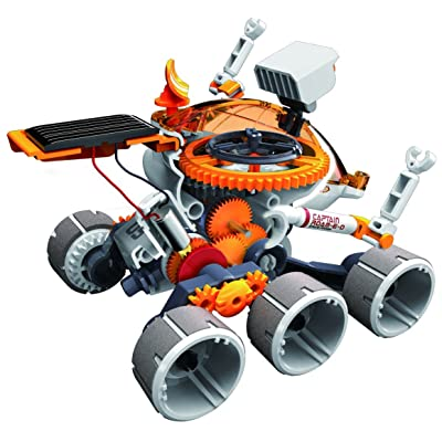 OWI Captain Roam-E-O Building Model Kit: Toys & Games