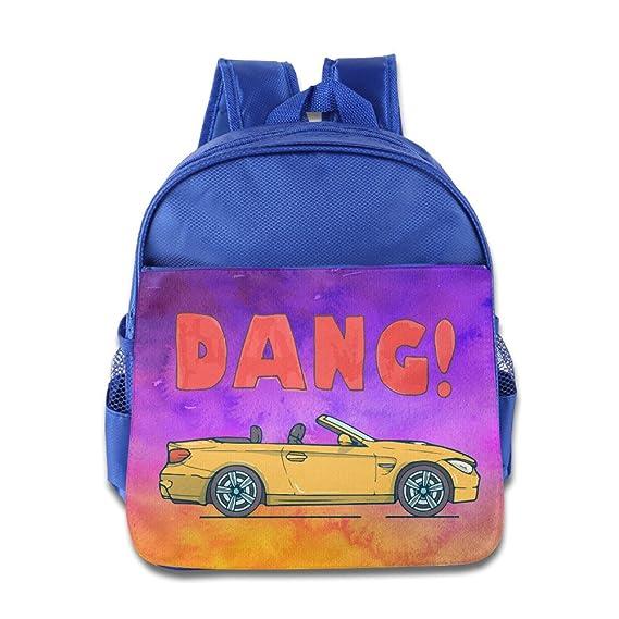 Mac Miller Rapper escuela bolsa (2 Color: Rosa Azul)