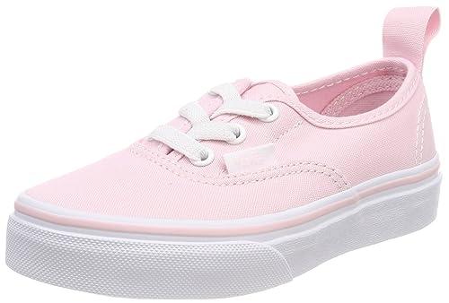 Vans Authentic Elastic Lace, Zapatillas Unisex para Niños: Amazon.es: Zapatos y complementos