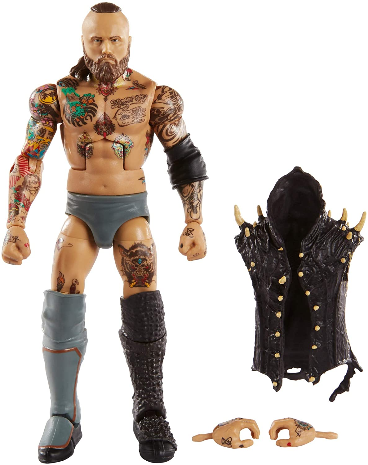 WWE Aleister Black Elite Collection Action Figure
