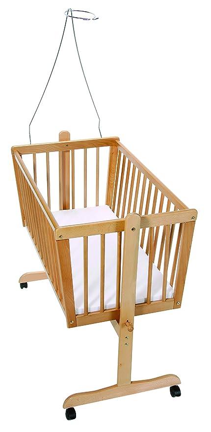 Easy Baby 180-01 - Cuna mecedora: Amazon.es: Bebé