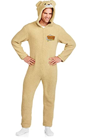 7df81be8e5a9 Amazon.com  Ted Men s Thunder Buddies for Life One Piece Union Suit ...