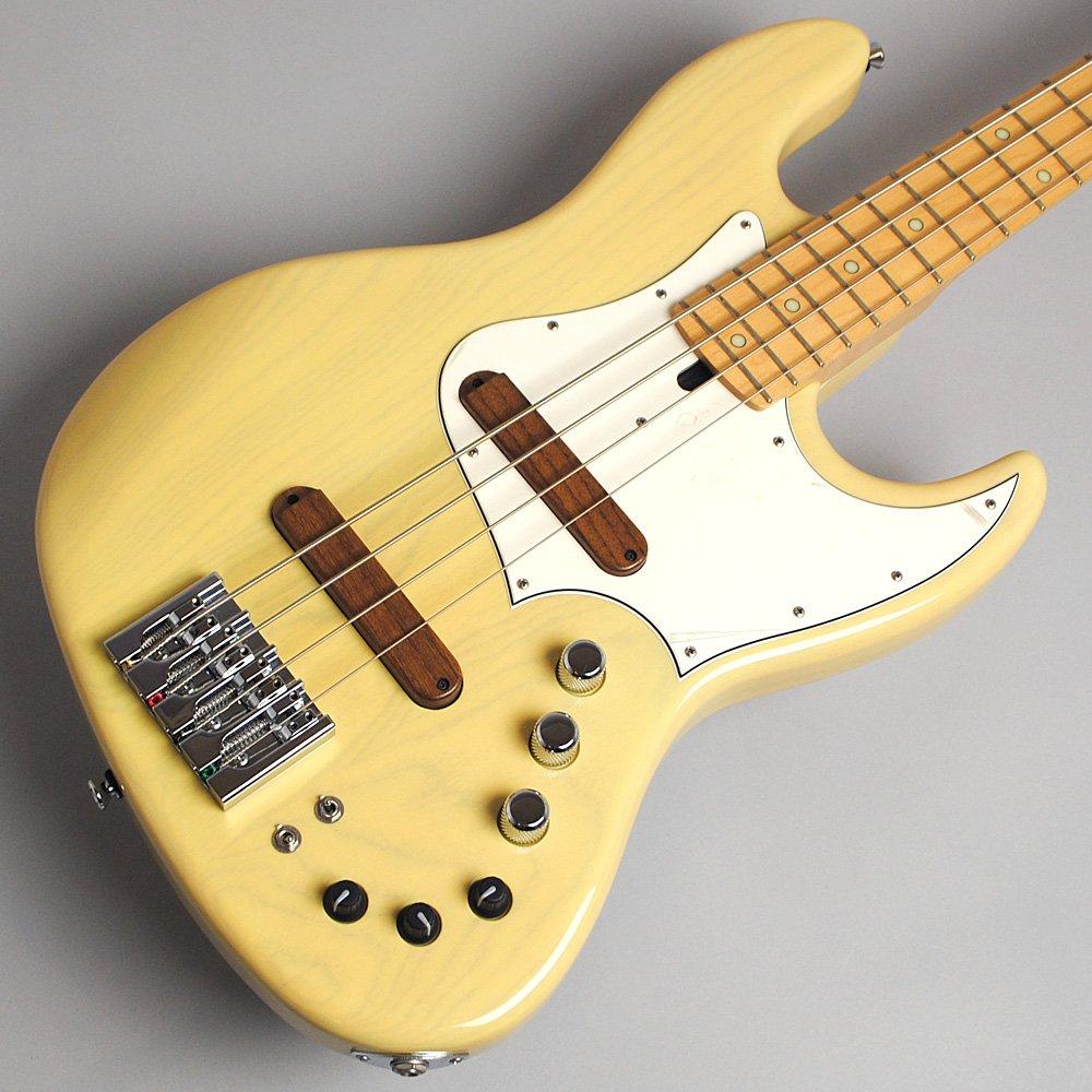 Xotic XJ-1T 4-string (YBL/Ash/Maple) B009SKJN10  Yellow Blonde/Ash/Maple