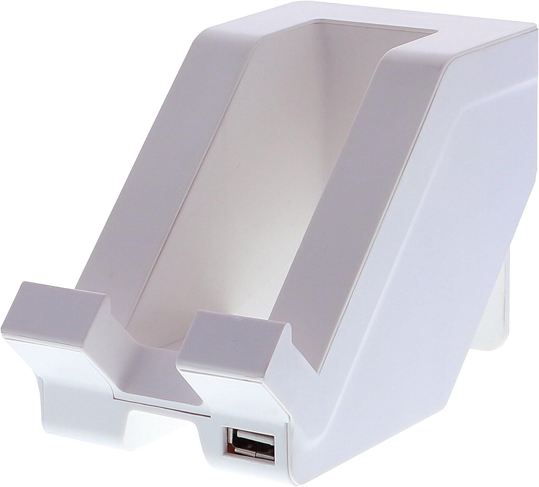 Bostitch Konnect - Soporte de carga USB para teléfono móvil, vertical u horizontal: Amazon.es: Oficina y papelería