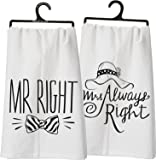 Tea Towel - Mr./Mrs.