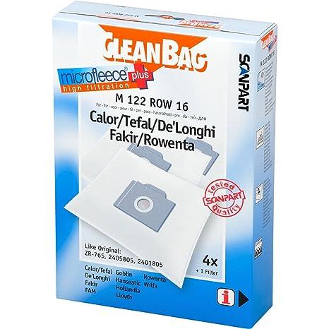 CleanBag M 122 ROW 16 - Bolsas para aspiradoras 76, ZR-764 ...