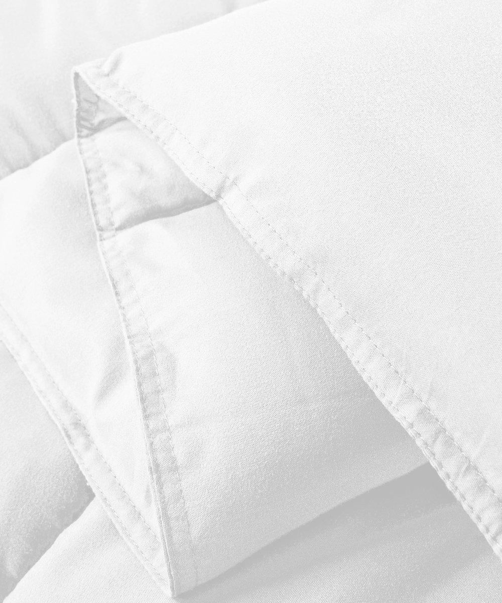 Down Alternative Comforter All Season Egyptian Cotton White King Queen Twin