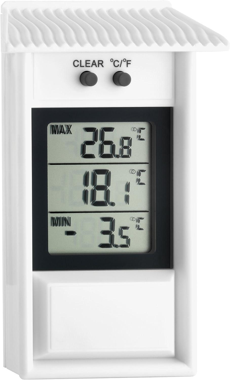 TFA Medid Md/5882 Termómetro Digital Máximas Y Mínimas