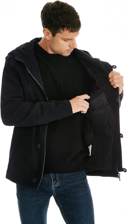 Mens Military Coats for men jacket