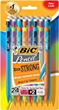 BIC Xtra Strong Mechanical Pencils 24/Pkg-Assorted Barrels