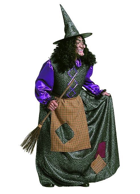 Stamco Carnevale Vecchia Di Costumi Halloween Befana Da Costume k8wP0On