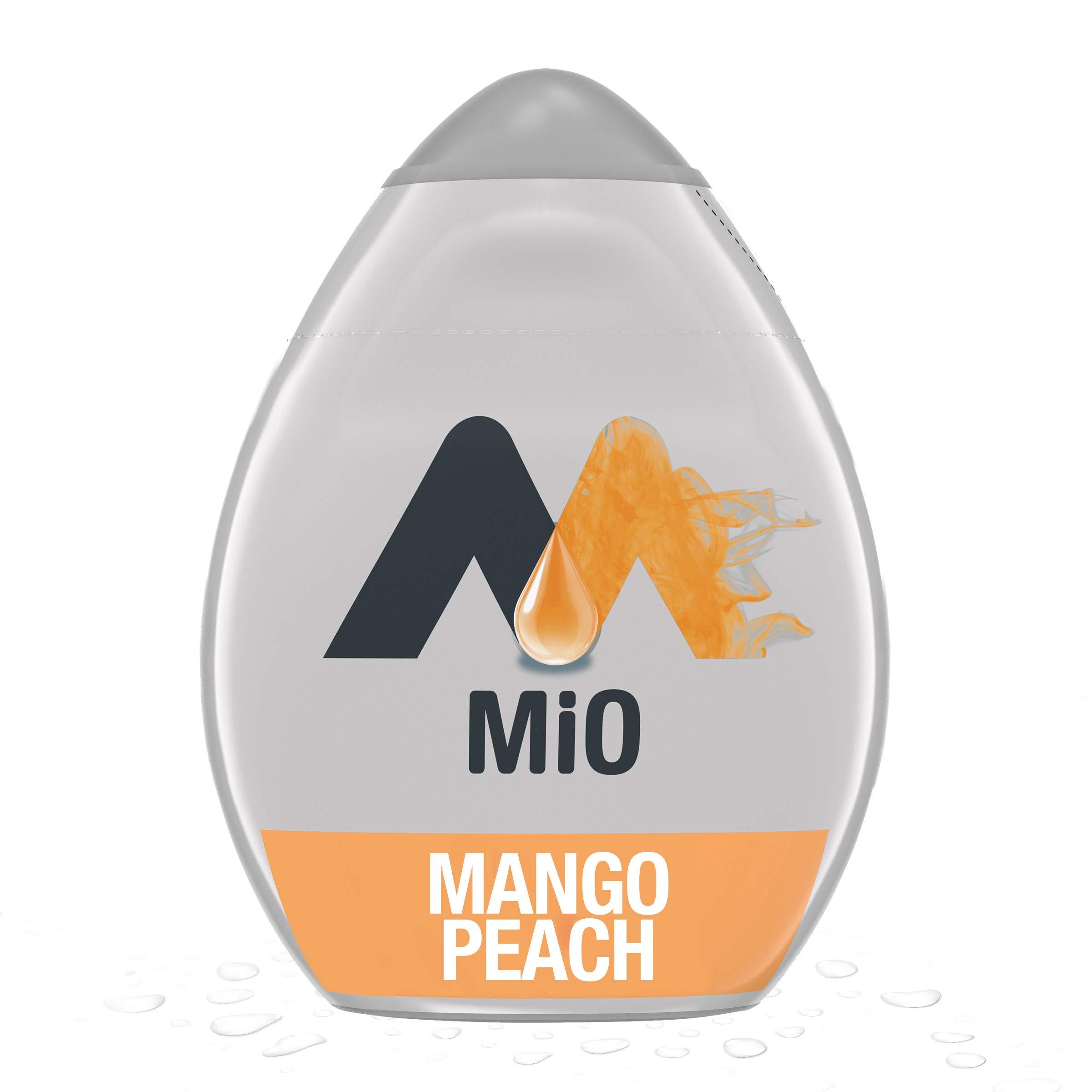Mio Liquid Water Enhancer Drink Mix ( Bottle), Peach Mango, 1.62 Fl Oz (Pack of 1)