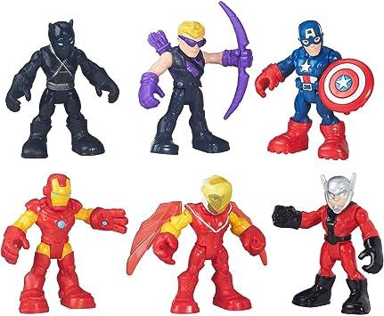 Playskool Heroes, Marvel Super Hero Adventures, Super Hero Team ...