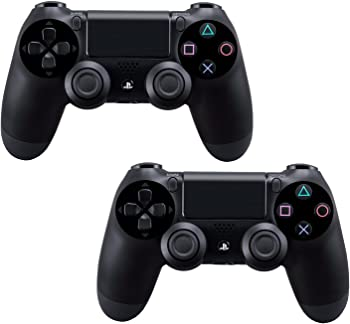 2-Pack Sony Dualshock 4 Wireless Control for PS4