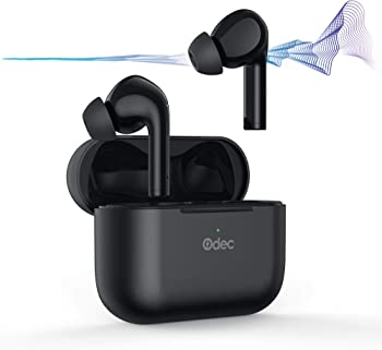 Odec Noise Cancelling True Wireless Active ANC in-Ear Headphones