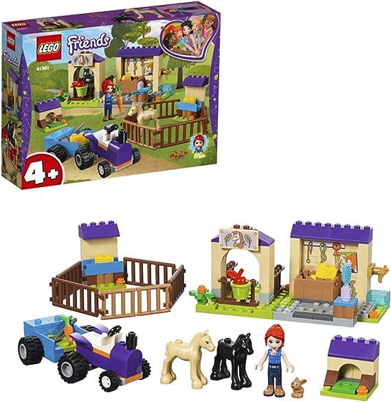 LEGO Friends L'écurie de Mia 41361 Jeu de construction