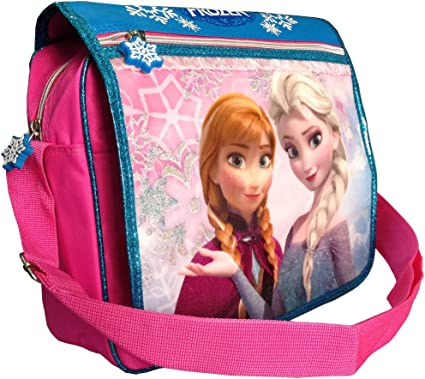 DISNEY FROZEN Girls Childrens Messenger Shoulder Bag...school bag//pre school