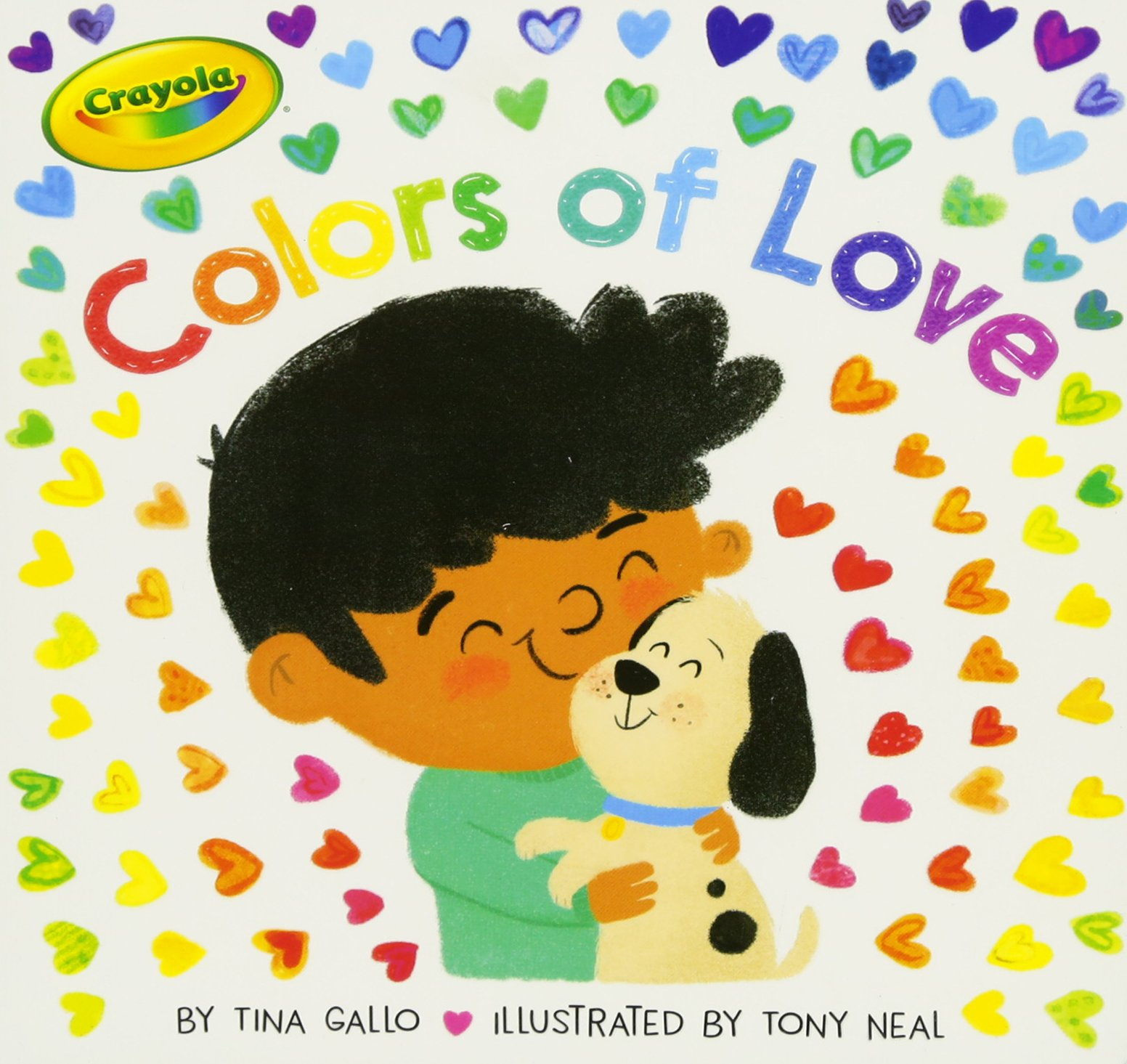 Read Online Colors of Love (Crayola) pdf epub
