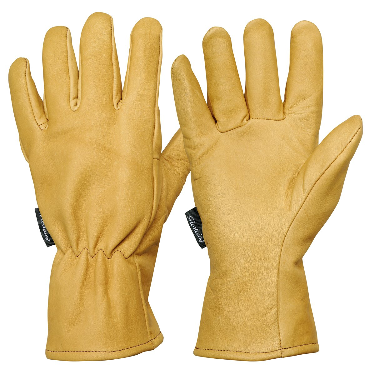 Rostaing GHIVER/IT11 Gants Polaire Cuir Hydrofuge, Doublé Polaire T 11, Beige, 36 x 15 x 4 cm Doublé Polaire T 11