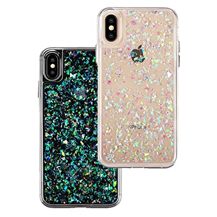 Amazon.com: Funda de terciopelo para iPhone Xs Max con ...