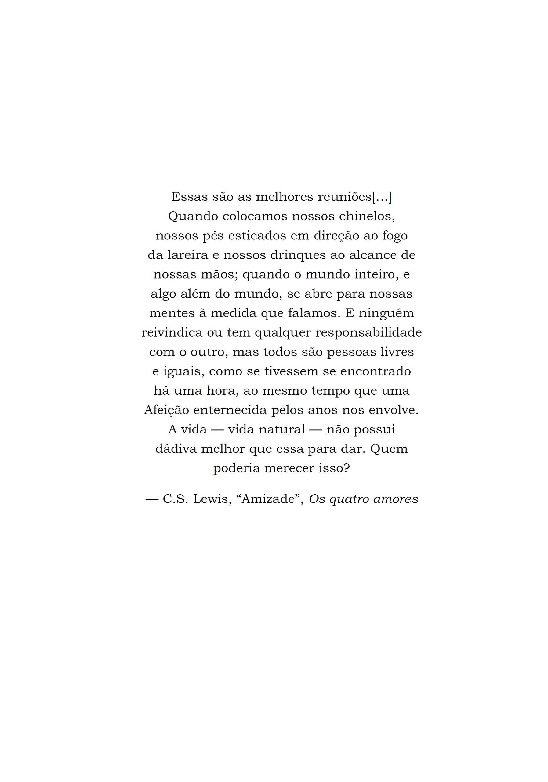 J.R.R. Tolkien e C.S. Lewis. O Dom da Amizade (Em Portugues ...