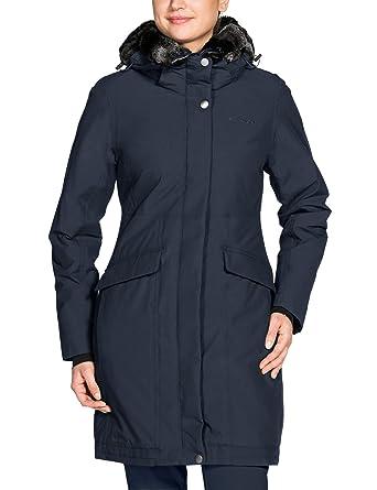 neu billig tolle Passform wie man serch VAUDE Damen Jacke Zanskar Coat