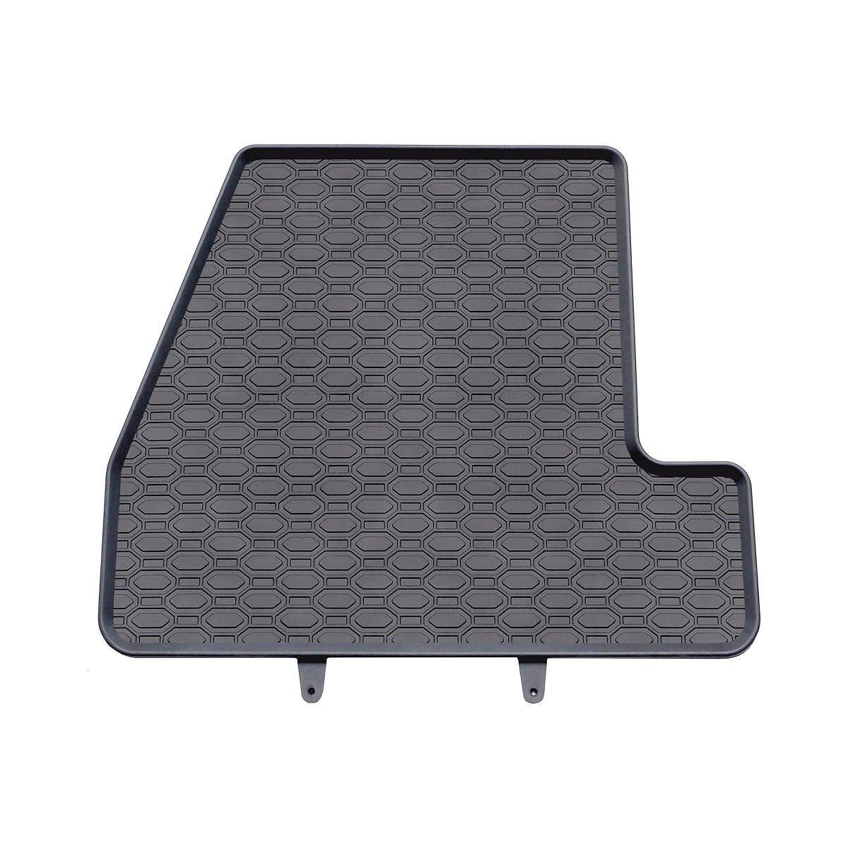 negro Alfombrillas de goma 5902538447980 un ajuste perfecto 4-piezas
