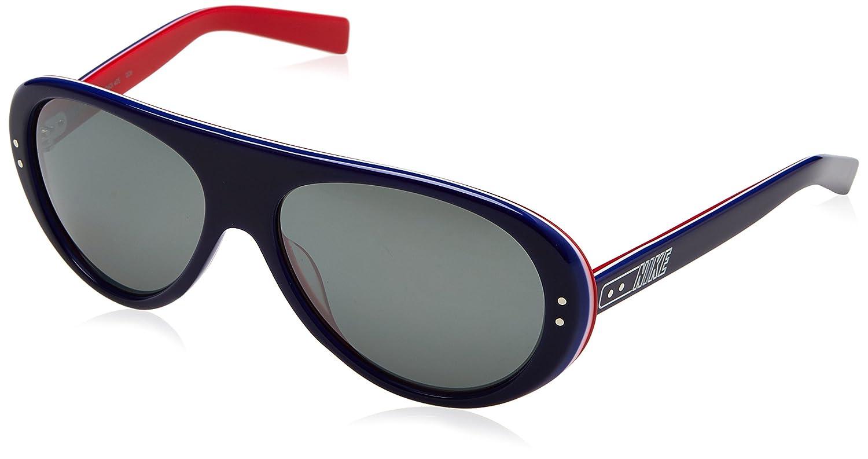Nike Gafas de Sol azul marino/gris Única