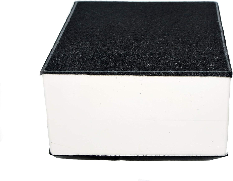 Filtro de carbón activo adecuado para campana extractora Oranier AFP 220. 2x Filter für Bosch Siemens Neff Gaggenau Negro: Amazon.es: Grandes electrodomésticos