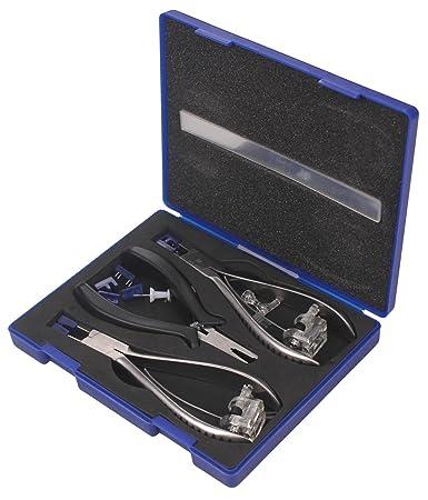 beba0527d6 Glasses Plier Rimless Disassembly Glasses Frame Silhousette Eyeglass Plier  Set Optical Tool