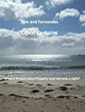 Open Curtains: What if Privacy were Property not only a Right (Tech Governance Book 1)