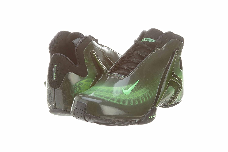 NIKE Zoom Hyperflight PRM Superhero Pack Premium Mens Basketball Shoes 587561-001 Black 9.5 M US