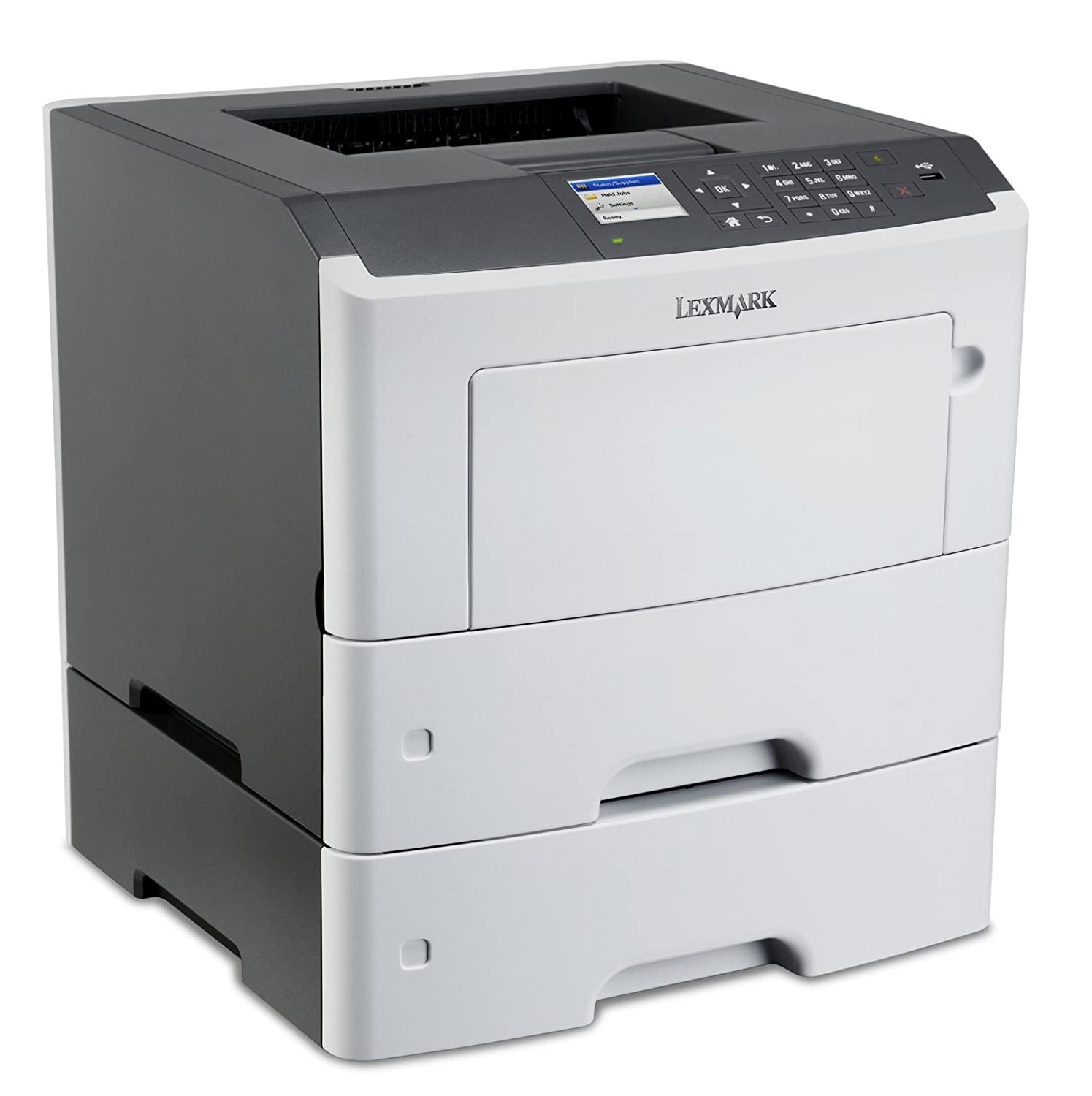 Lexmark MS610dtn MFP Drivers PC