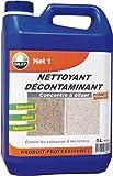 D'cap - nettoyant. décontaminant. algicide DALEP - 5 Litres