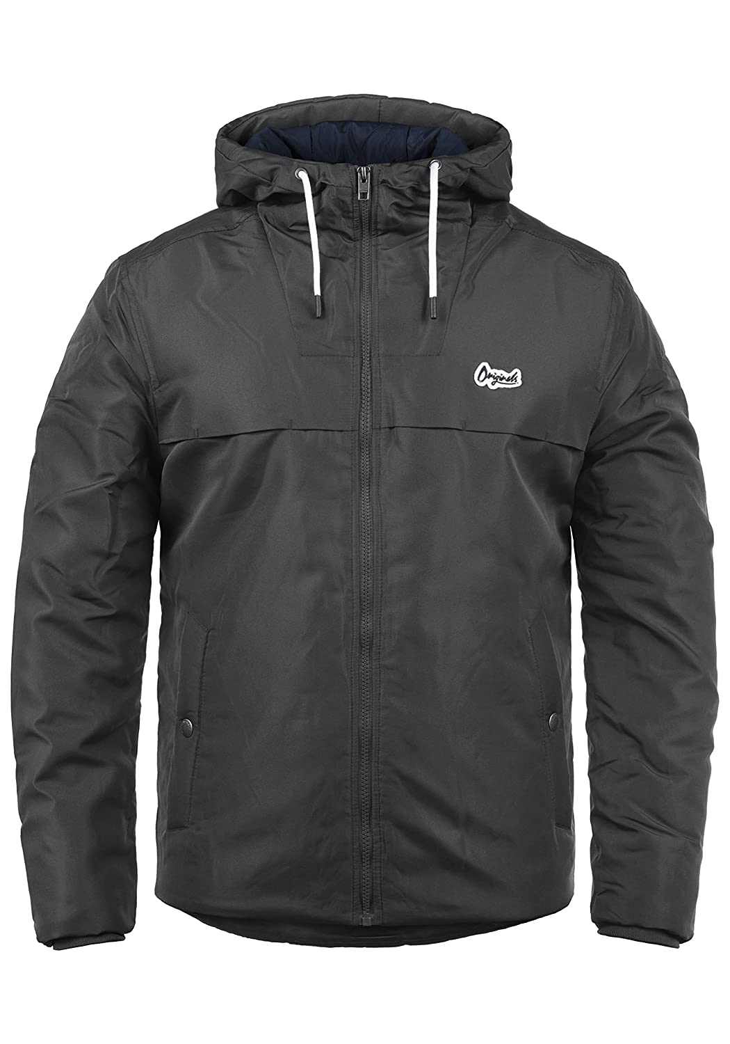 JACK & JONES Originals Paul Herren Winter Jacke Herrenjacke Winterjacke gefü ttert mit Kapuze