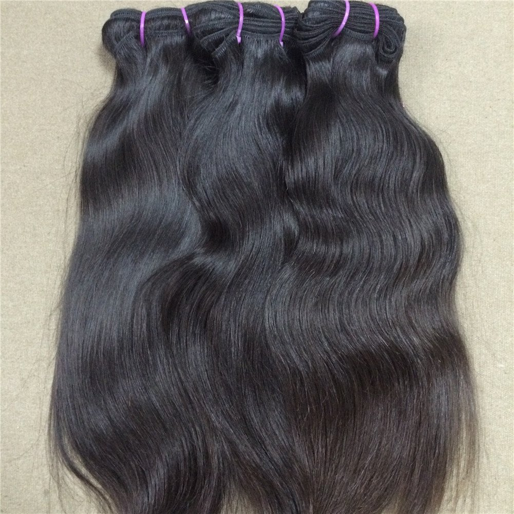 Amazon Mayflower Raw Indian Hair Vendors Natural Straight