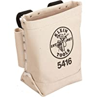 Klein Tools 5416 Bull-Pin and Bolt Bag, Canvas