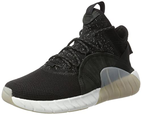 best sneakers 57697 c438c adidas Tubular Rise, Sneaker a Collo Alto Uomo, Nero (Core Black chalk