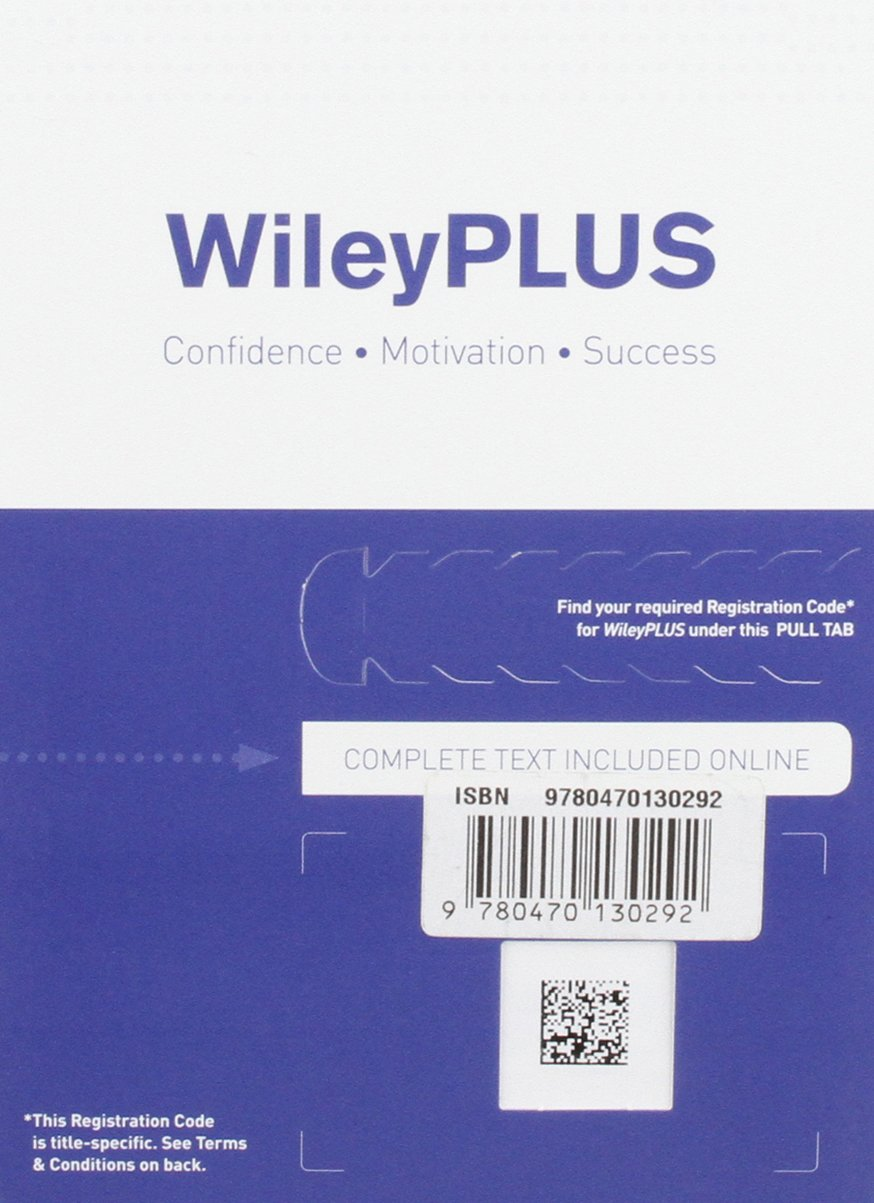 WileyPLUS/eCollege Stand--alone to Accompany Principles of Anatomy ...