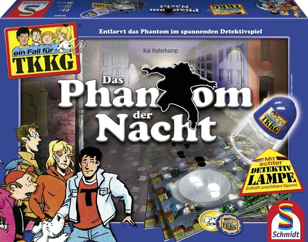 Schmidt Spiele - TKKG, Das Phantom der Nacht