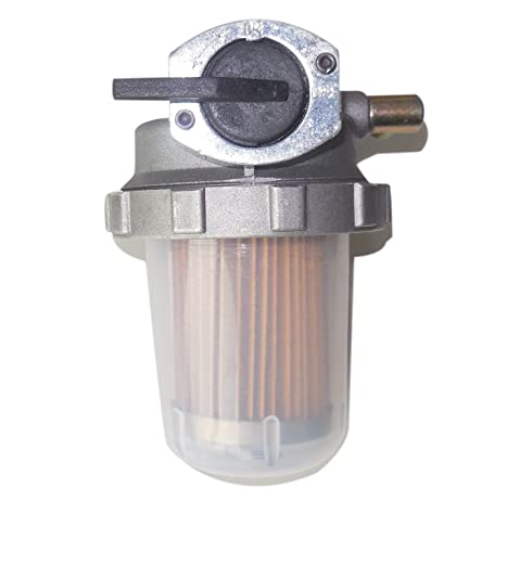 amazon com new kubota fuel filter assembly l4150 l4200 l4240 l4300new kubota fuel filter assembly l4150 l4200 l4240 l4300 l4310 l4330 l4350
