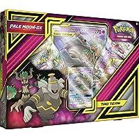 Box Pokémon Coleção Aliados Lua Palida-GX Trevenant e Dusknoir-GX Copag SUIKA