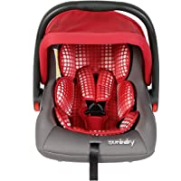 Sunbaby Bubble Carrycot Cum Car Seat, Red