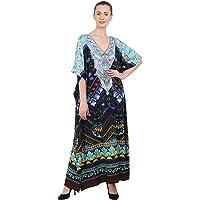 Miss Lavish London Kaftan Dress - Caftans for Women - Women's Caftans Suiting Teens to Adult Women in Regular to Plus…