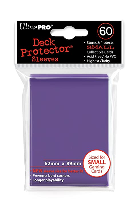 Amazon.com: Ultra Pro Card Supplies YUGIOH Deck Protector ...