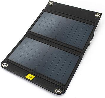 Powertraveller Kestrel 40: cargador solar portátil con batería ...