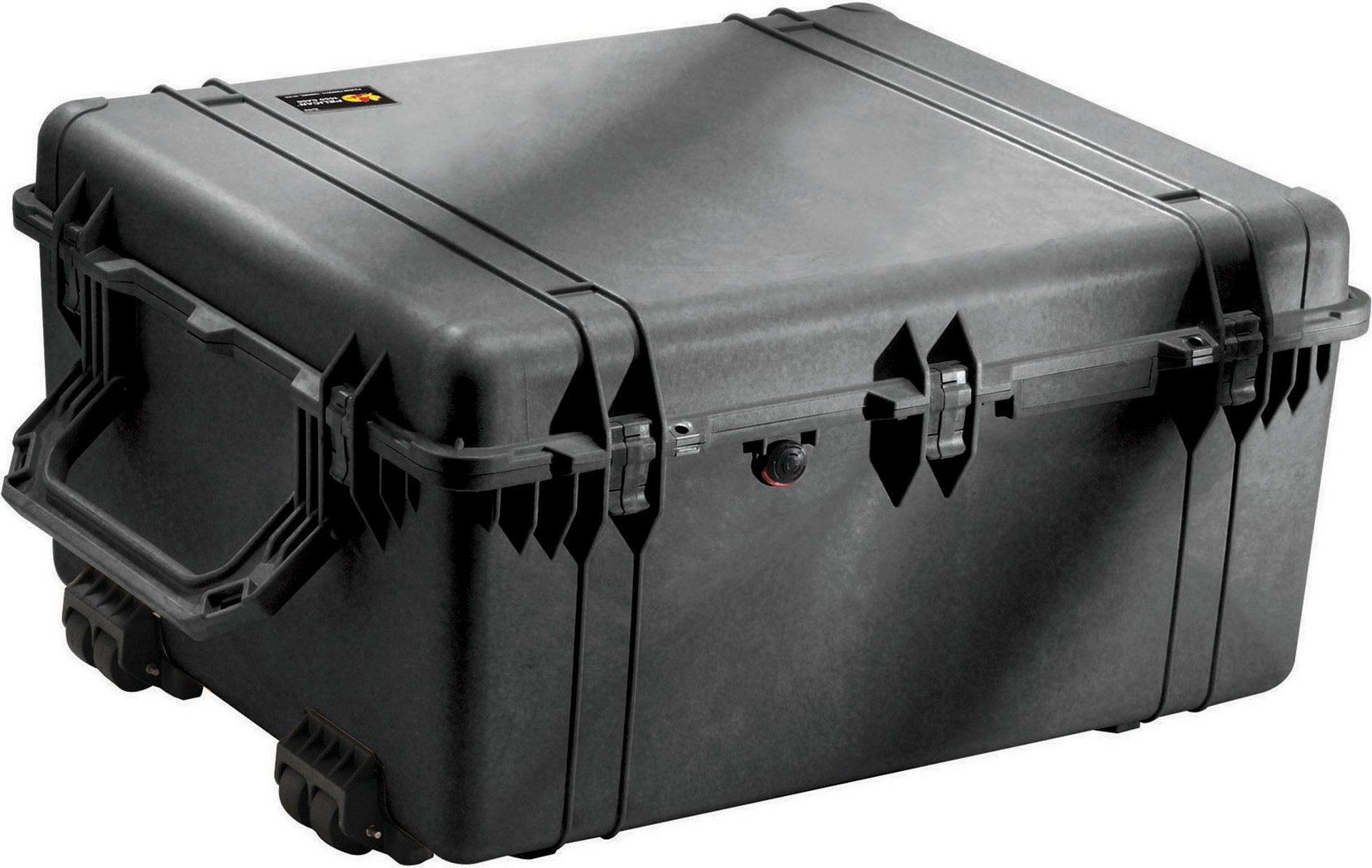 Pelican 1690 Case With Foam (Black)