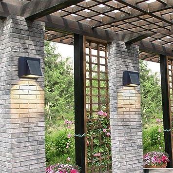 SXY-wall lamp 3W 6W Lámpara de Pared Exterior Creativa Moderna ...