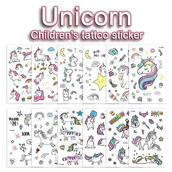 Amazon Com Children S Toys Creative Stickers Tattoos Cartoon
