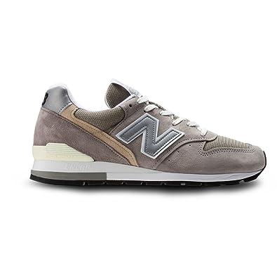 27fc39e7f5350 Amazon | (ニューバランス) New Balance M996 USA グレイ 26.0/8 ...